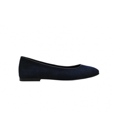 FERA LIBENS Calipso Schuhe Frau Ballerinas Alcantara Made in Italy