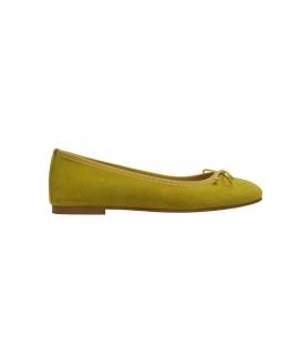 FERA LIBENS Calipso Shoes Mujer Ballet flats Alcantara Made in Italy