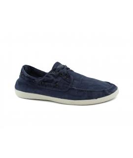NATURAL WORLD shoes Hombre cordones algodón bio extraíbles zapatos veganos plantares