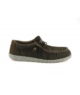 HEY DUDE WALLY SOX Chaussures pour hommes baskets en tricot chaussures vegan légères