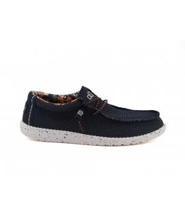 HEY DUDE WALLY SOX Chaussures Hommes baskets d'été respirantes chaussures végétaliennes
