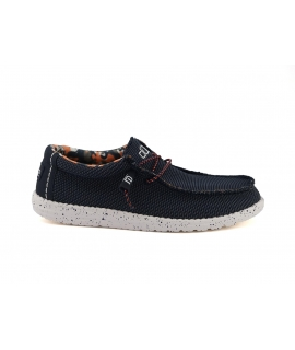 HEY DUDE WALLY SOX Shoes Men breathable summer sneakers vegan shoes