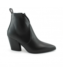 VSI VAIA Shoes Women Ankle boots Biopolyol Texan zip vegan shoes Made in Italy