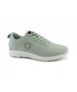 ECOALF Zapatos de Oregon Zapatillas de deporte de mujer con cordones reciclados, zapatos veganos impermeables