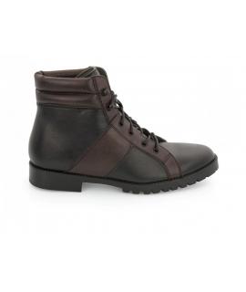 NOAH Filippo Ankle Boot Man schnürt sich wasserdichte Schuhe vegane Schuhe