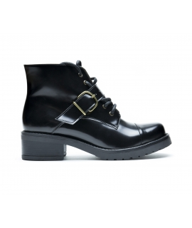 NAE Luce shoes Woman boot laces strap vegan shoes