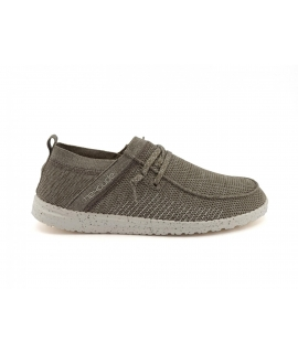 HEY DUDE WALLY Halo Shoes Men sneakers recycled fabric breathable vegan shoes