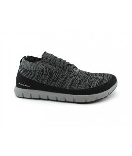 OTROS zapatos Vali Hombre zapatillas de deporte calcetines de punto cordones florecen espuma zapatos veganos