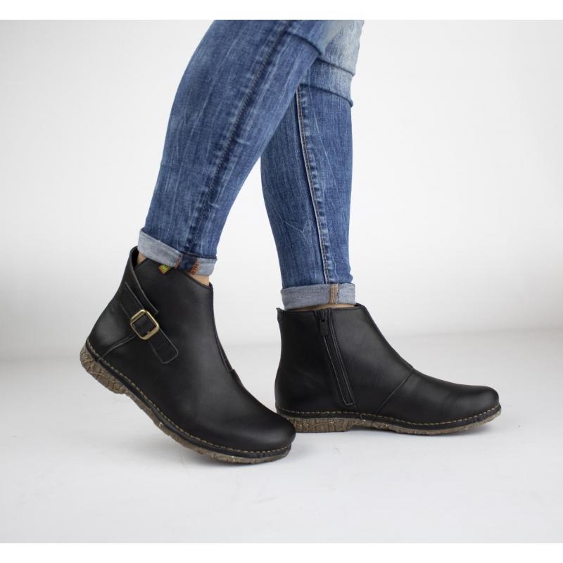 95ed36694bfa16 ... Stiefelette Reißverschluss Schnalle vegane Schuhe. Tap to expand.  Zurück. Weiter