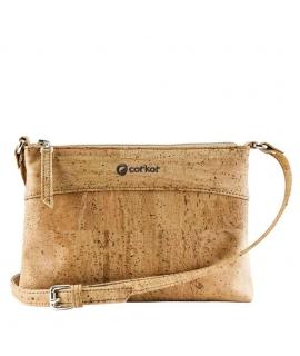 39959c9f2b CORKOR Woman bag cork adjustable shoulder.