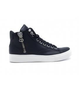 NAE Milan Micro scarpe Unisex sneakers mid lacci zip waterproof vegan shoes