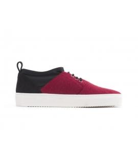 NAE Re-Pet scarpe Unisex sneakers lacci elastici vegan shoes