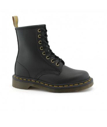 DR MARTENS VEGAN 1460 FELIX RUB OFF anfibio Donna 8 buchi lacci waterproof vegan shoes