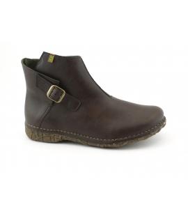 EL NATURALIST 5460T ANGKOR Chaussures Femme Bottines à boucle zippée Chaussures végétaliennes