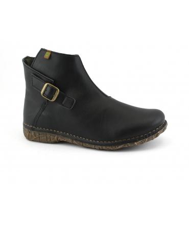 EL NATURALIST 5460T ANGKOR shoes Woman Ankle boot zipper buckle vegan shoes