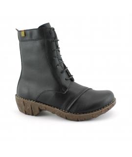 EL NATURALISTA NG57T YGGDRASIL scarpe Donna Anfibio lacci cerniera vegan shoes
