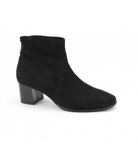 Chaussures pour femmes RAPISARDI MARIKA M804 Bottines tubulaires à talon Chaussures vegan effet nubuck