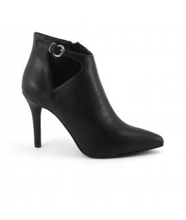 VSI Shoes Woman Tronchetti zip strap vegan heel shoes Made in Italy