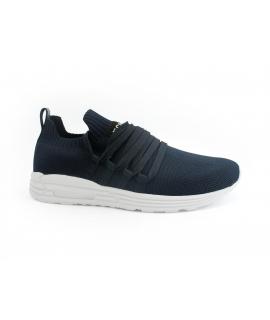 ECOALF Phi Phi Ecological Recycled Schuhe Herren elastische Sneakers ziehen sich an veganen Schnürsenkeln an