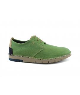 Scarpe Uomo lacci tessuto sportive casual vegan shoes