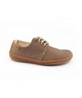 EL NATURALISTA 5380T scarpe Uomo lacci tessuto vegan shoes