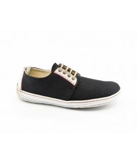 EL NATURALISTA 5382C scarpe Uomo lacci tessuto vegan shoes