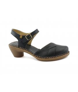 EL NATURALISTA Aqua scarpe Donna sandali tacco cinturino vegan shoes