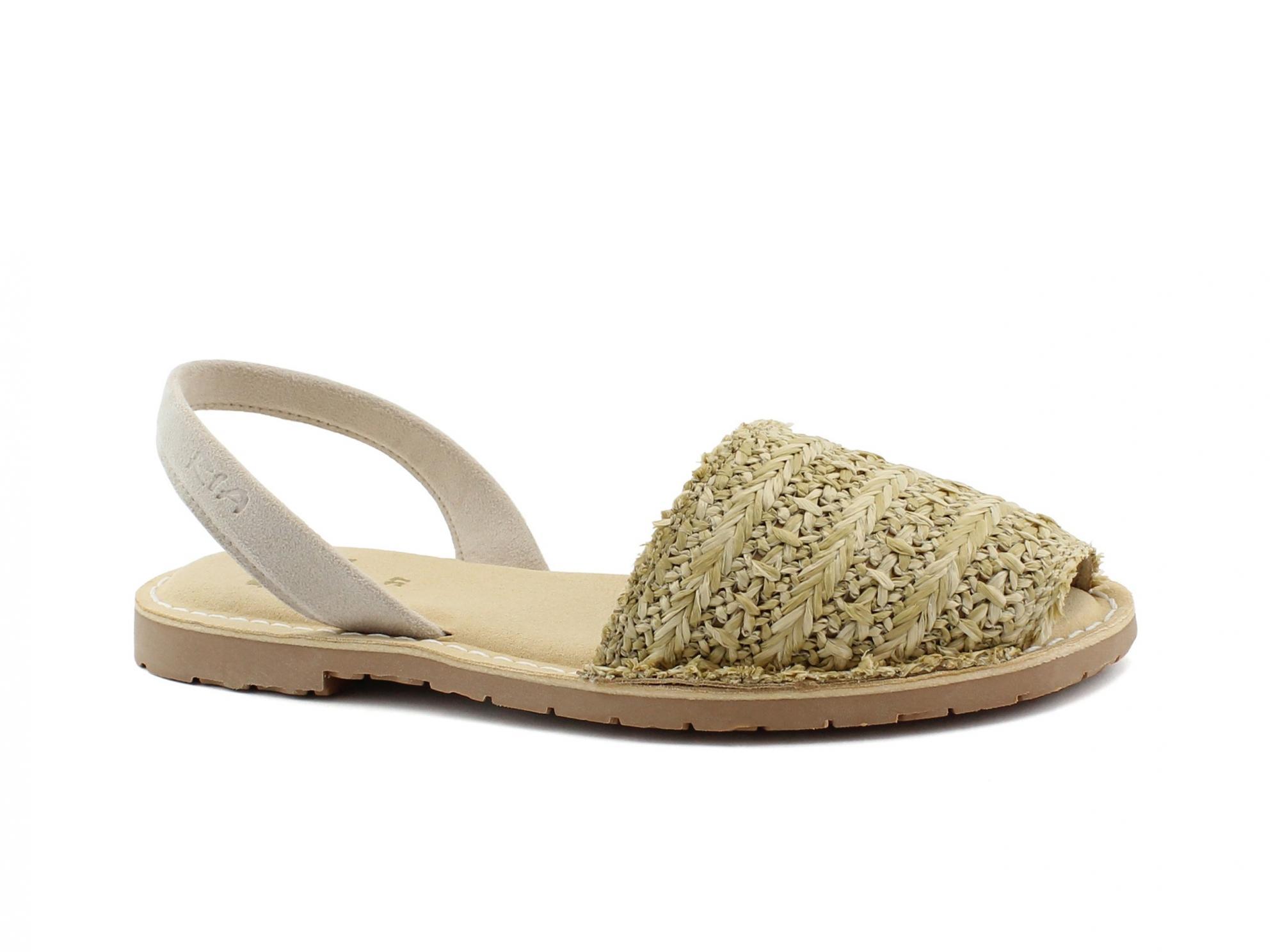 4255d02a Zapatos RIA para mujer. Sandalias menorquinas. Plantilla vegana. Zapatos  veganos. - VeganShoes.it