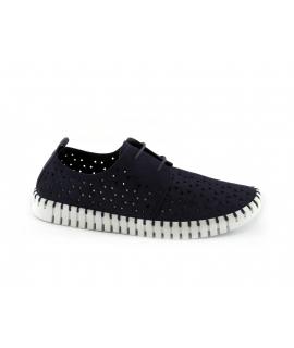 SKA ORIGINAL Oscar scarpe Donna lacci forate vegan shoes