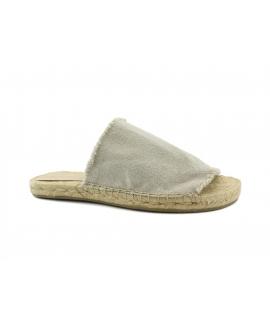 Scarpe Donna ciabatte PET riciclato juta vegan shoes