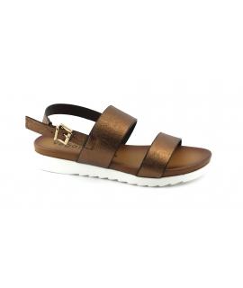VEGAN BIO RITA sandali Donna doppia fascia fibbia vegan shoes