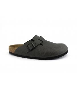 BIRKENSTOCK Boston BS ciabatte zoccoli Donna fibbia vegan shoes