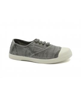 NATURAL WORLD scarpe Donna lacci Cotone Bio plantare estraibile vegan shoes
