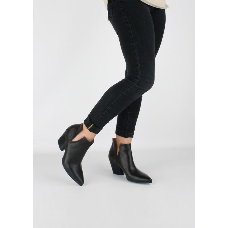 43c3f5551c3438 VSI Damenschuhe Mikrofaser Stiefeletten vegane Schuhe Made in Italy. Tap to  expand