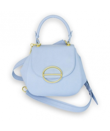 810d601d4f NUUWAI Lica Woman Handbag removable shoulder strap Apple skin vegan ...