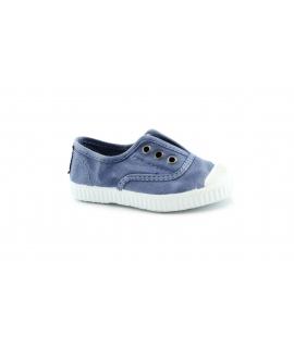 CIENTA 70777-90 21/33 lavanda scarpe Bambina tessuto slip on