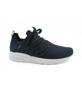 ECOALF Phi Phi Ecological Recycled Schuhe Frau Sneakers elastischer Slip auf Schnürsenkeln vegane Schuhe
