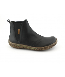 ab0f932c724442 EL NATURALIST N786T NIDO Schuhe Frau Beatles elastische vegane Schuhe