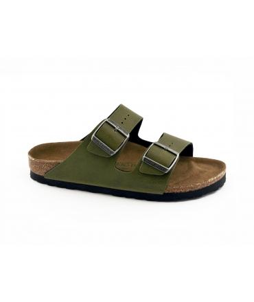 e611d970ed0df9 BIRKENSTOCK Arizona BL Hausschuhe Frauen Schnallen vegane Schuhe ...