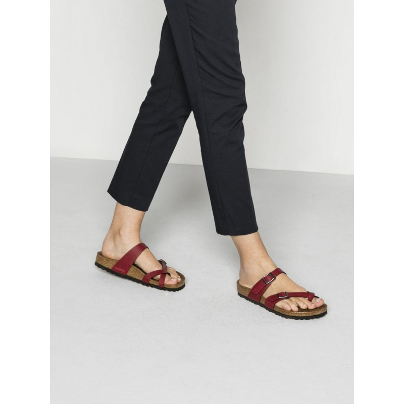 825b6d37236f BIRKENSTOCK Mayari slippers Women flip flops vegan shoes buckles ...