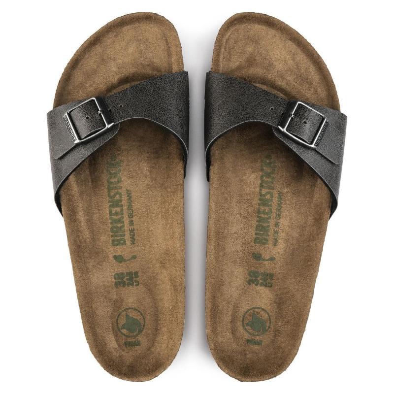 93c4e8a94e41b5 BIRKENSTOCK Madrid BS Hausschuhe Frauen schnallen vegane Schuhe. Tap to  expand. Zurück. Weiter