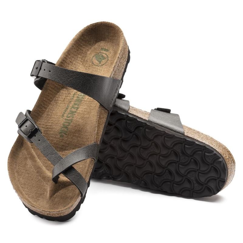 4635278d955a BIRKENSTOCK Mayari slippers Men s flip-flops vegan shoes buckles ...