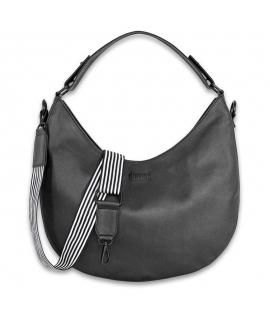 NUUWAI Frida Shoulder bag Woman Apple skin zipper removable vegan shoulder strap