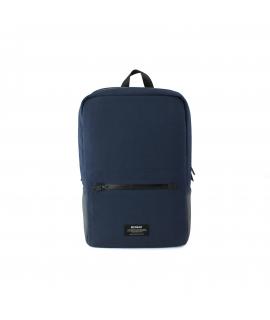 ECOALF Simply Tech Backpack Zaino Unisex riciclato cinghie regolabili zip impermeabile vegan