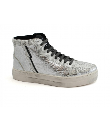 ECOALF Felder shoes Woman sneakers laces zip pinatex waterproof vegan shoes