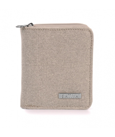 Unisex wallet hemp vegan coin holder