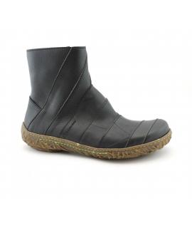 EL NATURALISTA Chaussures pour femmes Beatles nest chaussures végétaliennes zippées recyclées