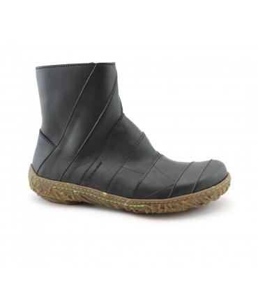 EL NATURALISTA Women's shoes Beatles nest recycled zip vegan shoes