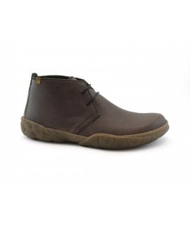 EL NATURALISTA Turtle Schuhe Man Ankle Boots Schnürsenkel vegane Schuhe