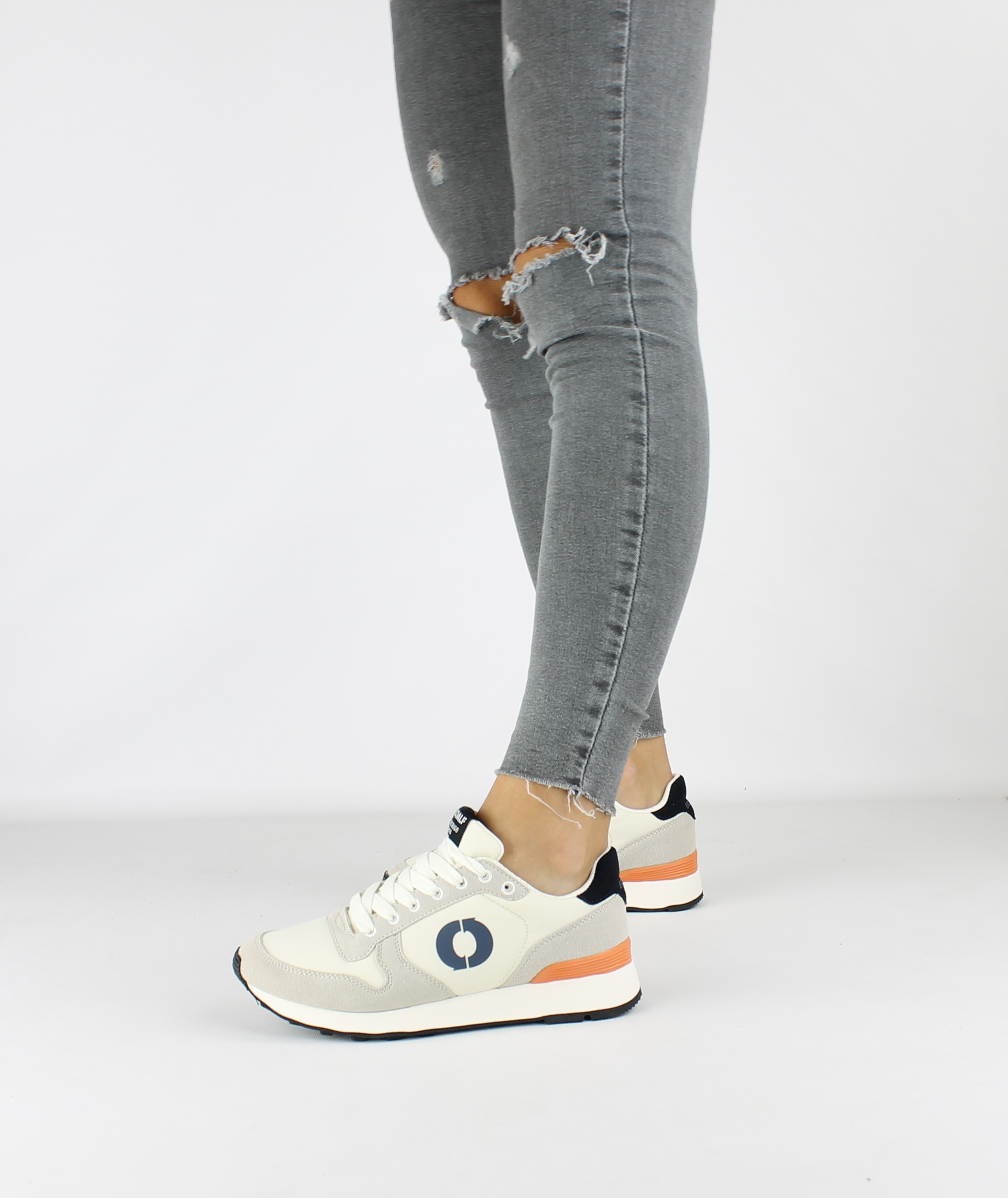 sneakers donna ecoalf yale riciclate
